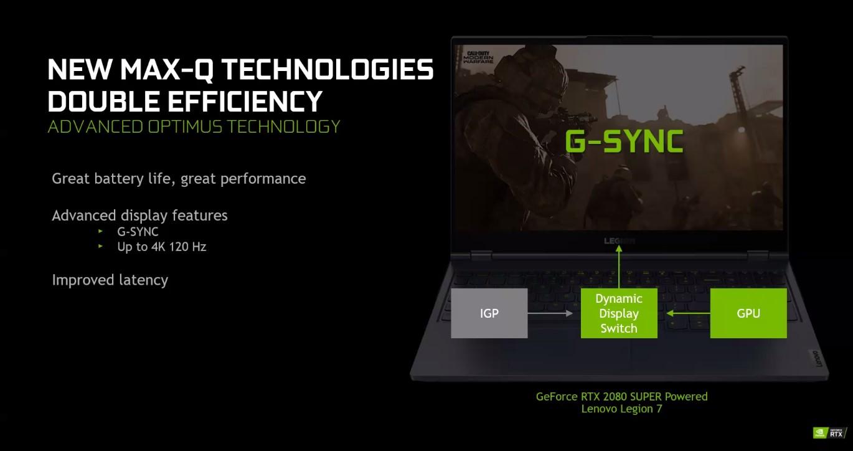 Laptopy z GeForce RTX w 2020 roku: większa wydajność, lepsza optymalizacja, ta sama cena 24