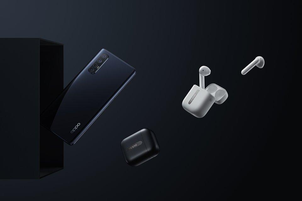 Oppo Reno 3 Pro ze słuchawkami Enco Free o wartości 599 zł od poniedziałku w Polsce