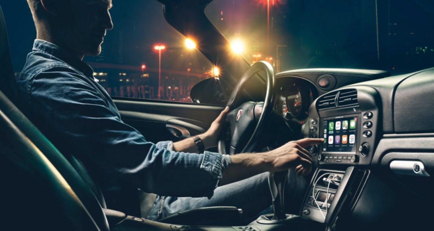 Porsche z lat 60. ubiegłego wieku może mieć Apple CarPlay. Oto oficjalny sposób 27