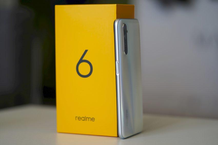 Recenzja realme 6 - tanie Xiaomi mają godną konkurencję! 33