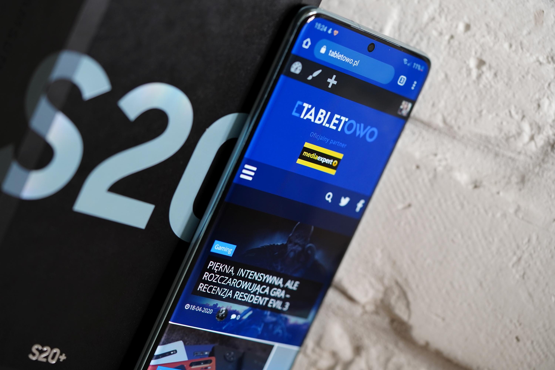 Gdyby Samsung zrobił to w Polsce, też byś pobiegł po Galaxy S20 do sklepu