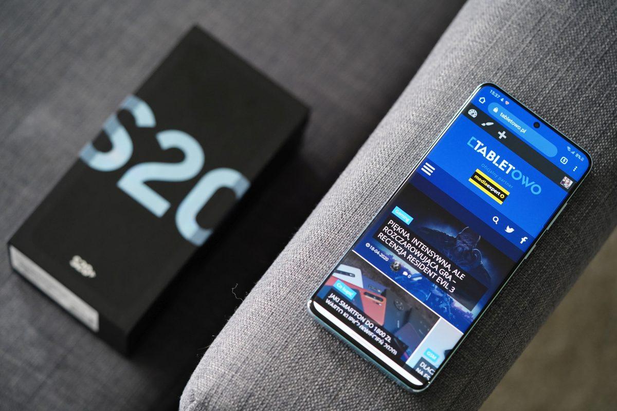 Seria Galaxy S20 - kwintesencja kompletności