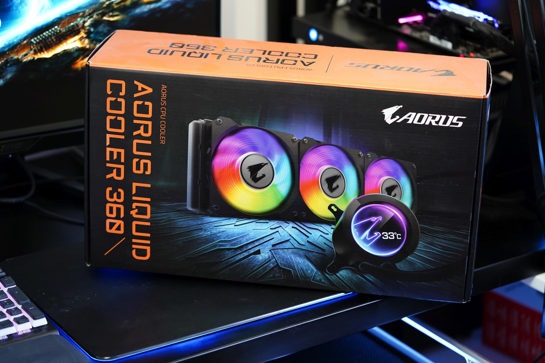 Recenzja AORUS Liquid Cooler 360. Najpiękniejsze AiO na rynku? 20