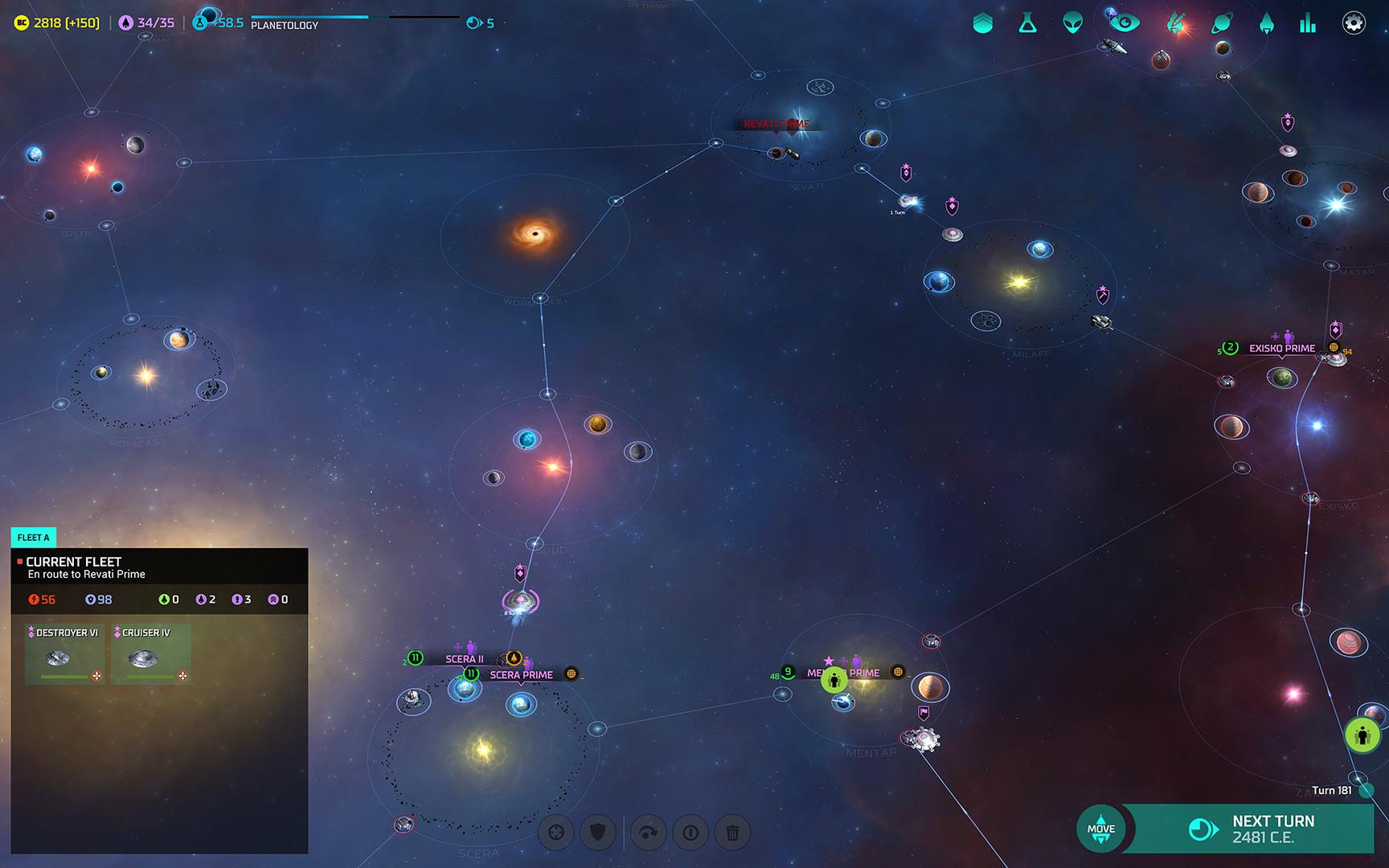 Master of Orion: Conquer The Stars za darmo za wygranie bitwy w World of Tanks