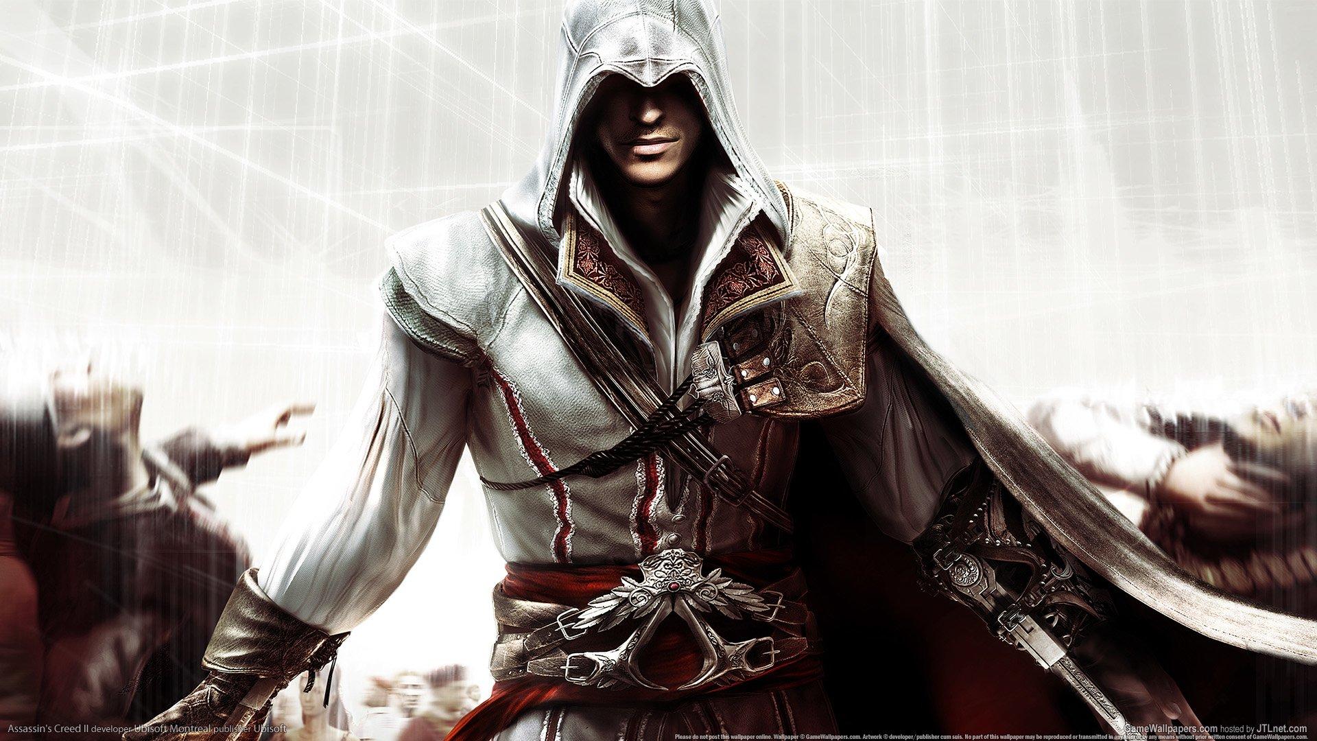 Assassin's Creed II za darmo na Uplay od 14 kwietnia