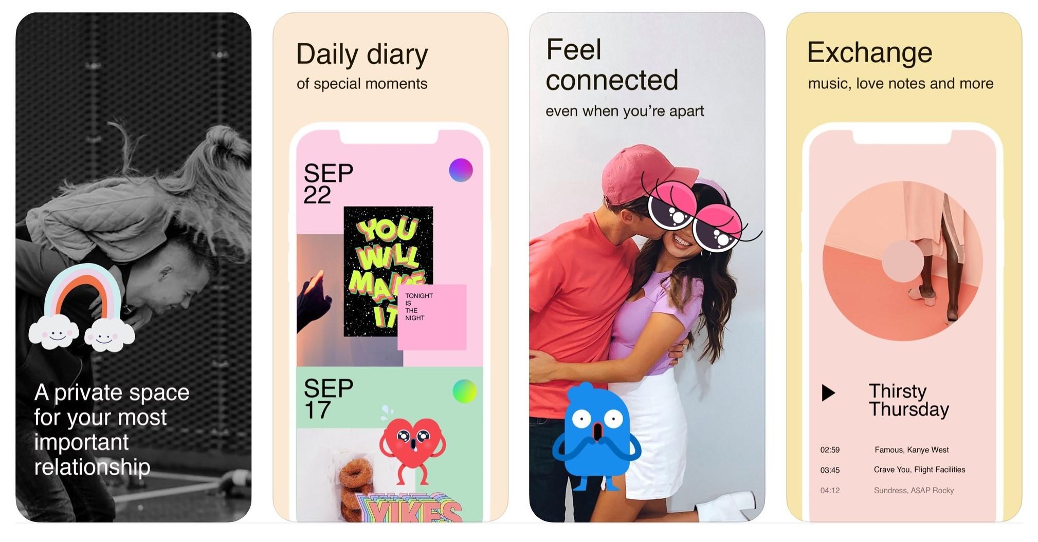 Facebook uruchamia Tuned - cyfrowy pamiętnik dla par, które chcą mieć własne miejsce w sieci