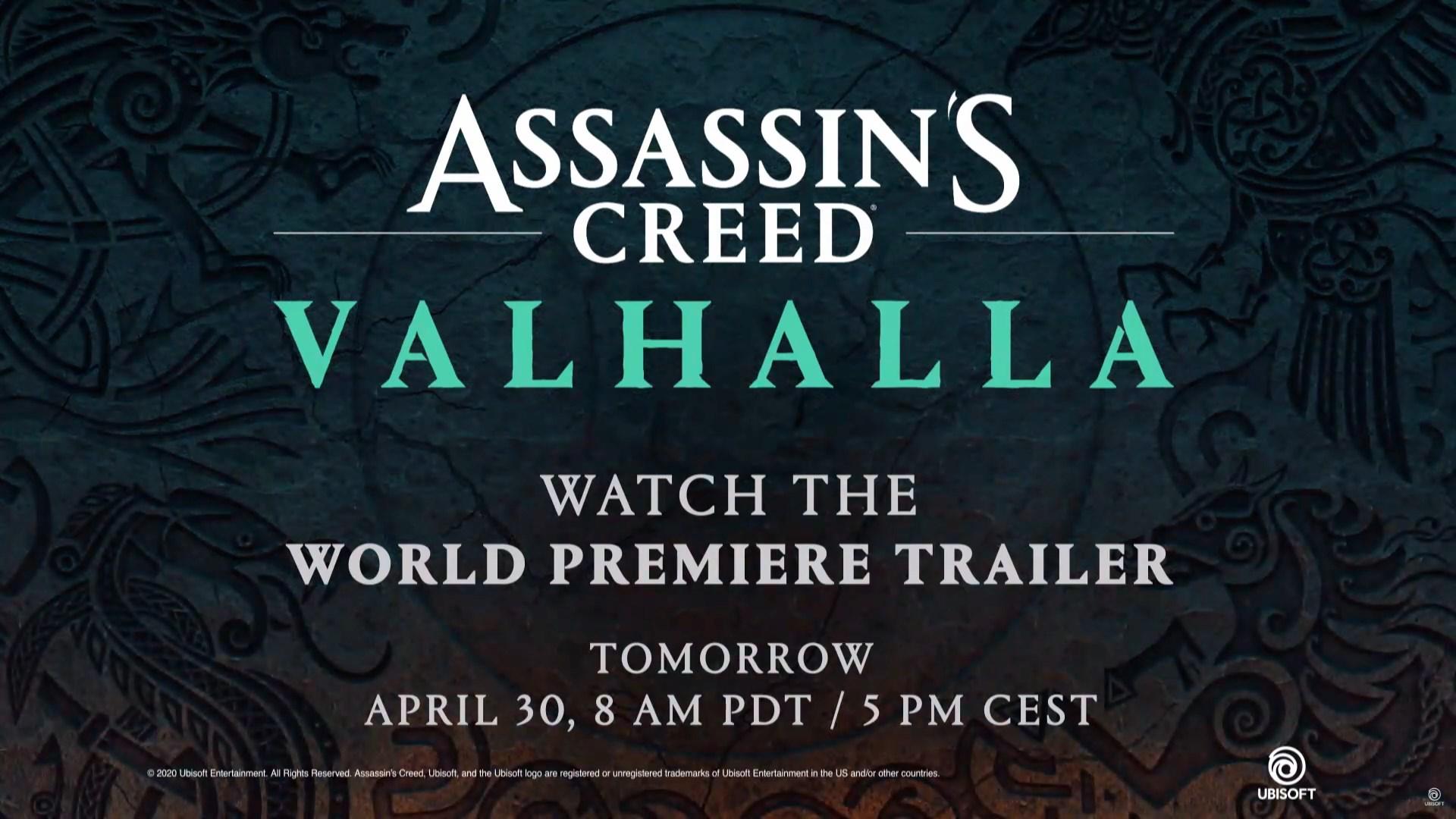 Poznaliśmy tytuł najnowszej odsłony Assassin's Creed - już nie mogę się doczekać!