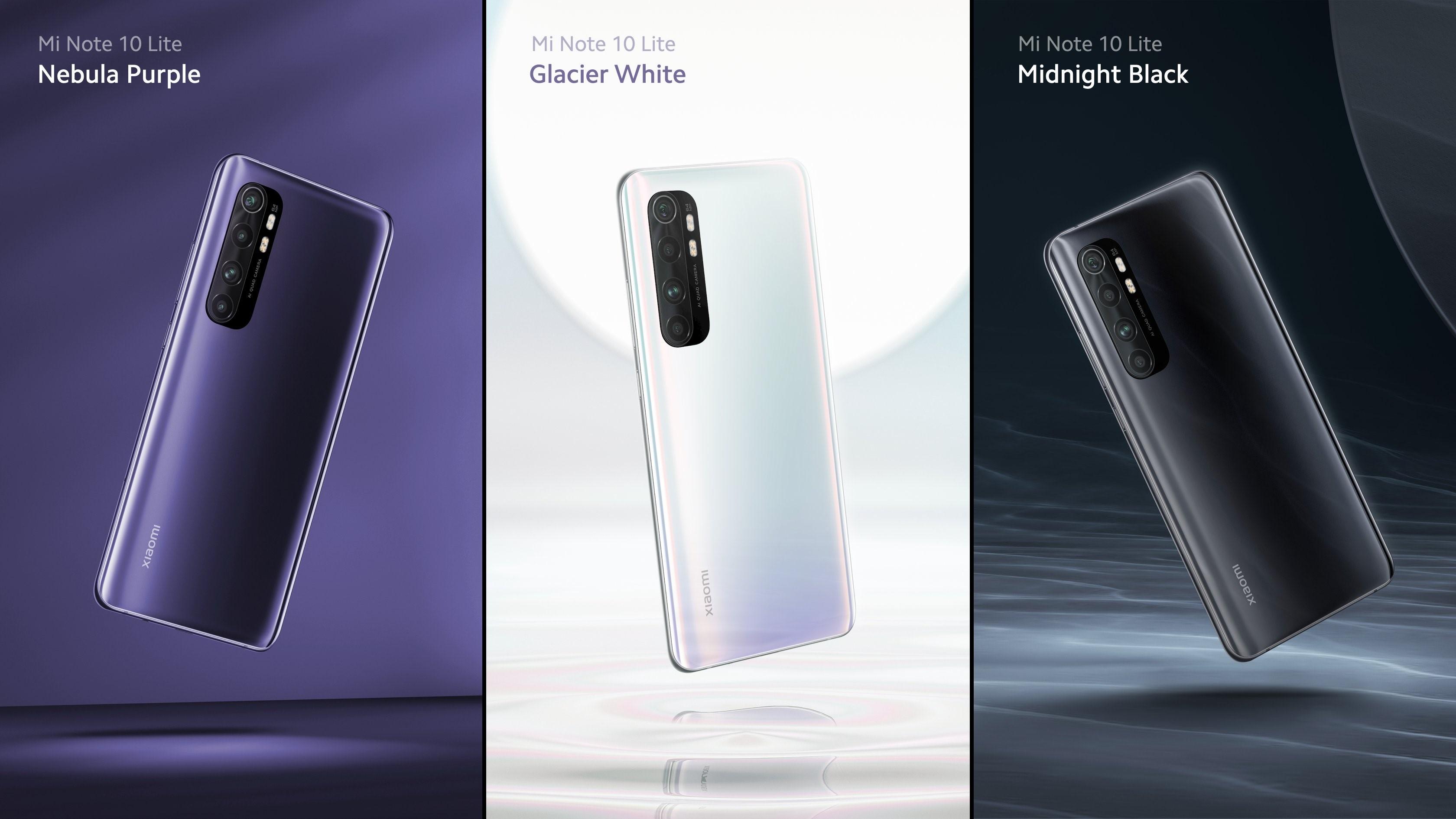 Nowa definicja średniej półki - premiera Xiaomi Mi Note 10 Lite