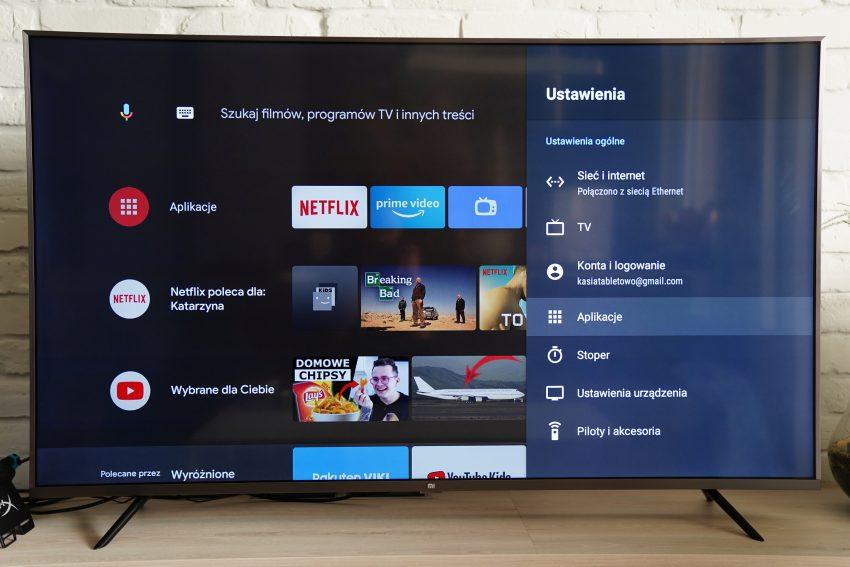 """Xiaomi w Polsce to już nie tylko smartfony - recenzja Mi TV 4S 55"""""""