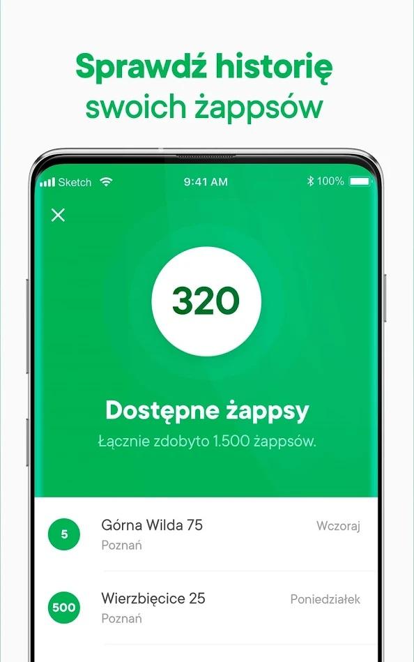 aplikacja żappka