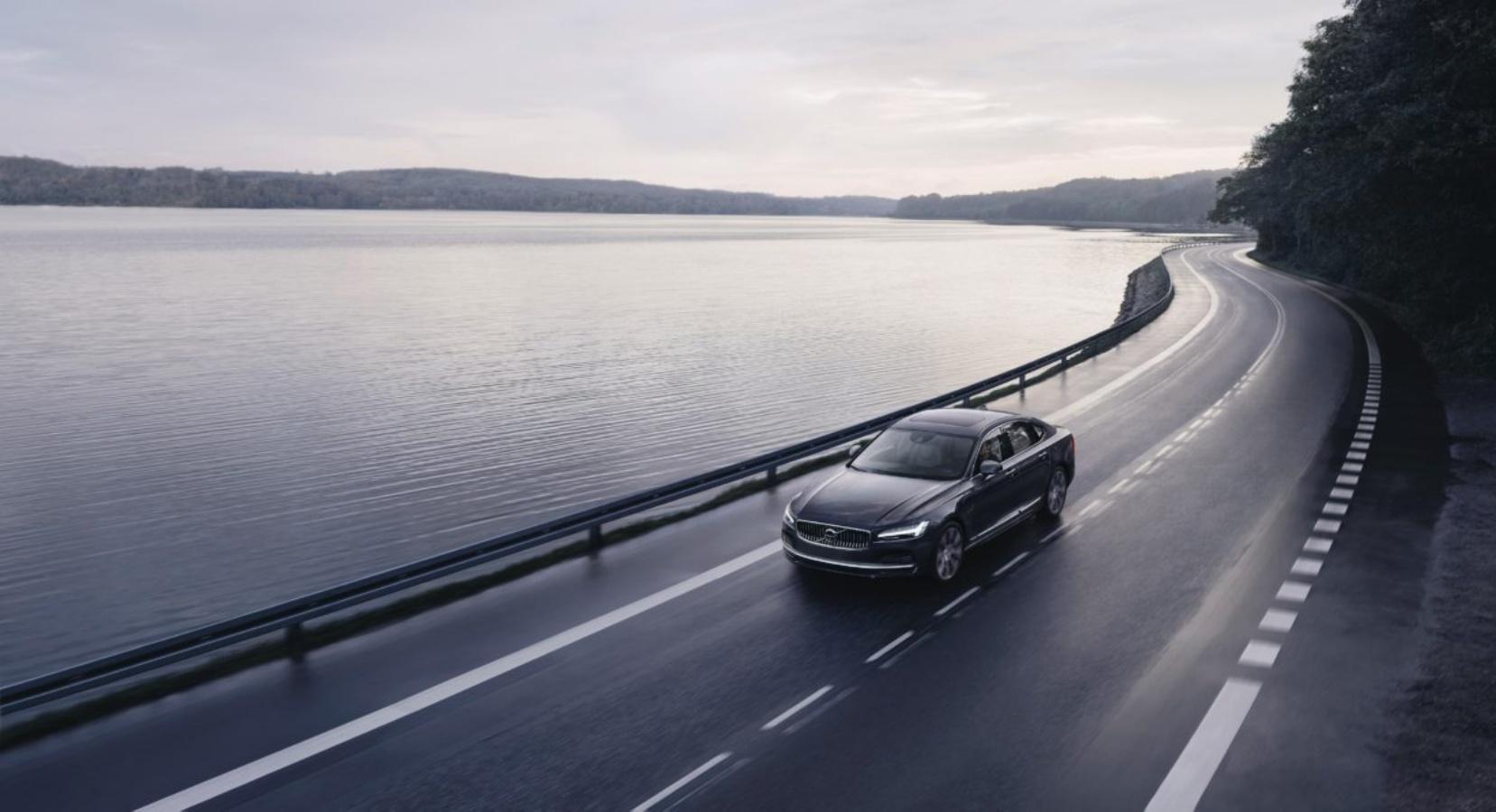 Nowe Volvo pojadą maksymalnie 180 km/h. To dobra decyzja 15