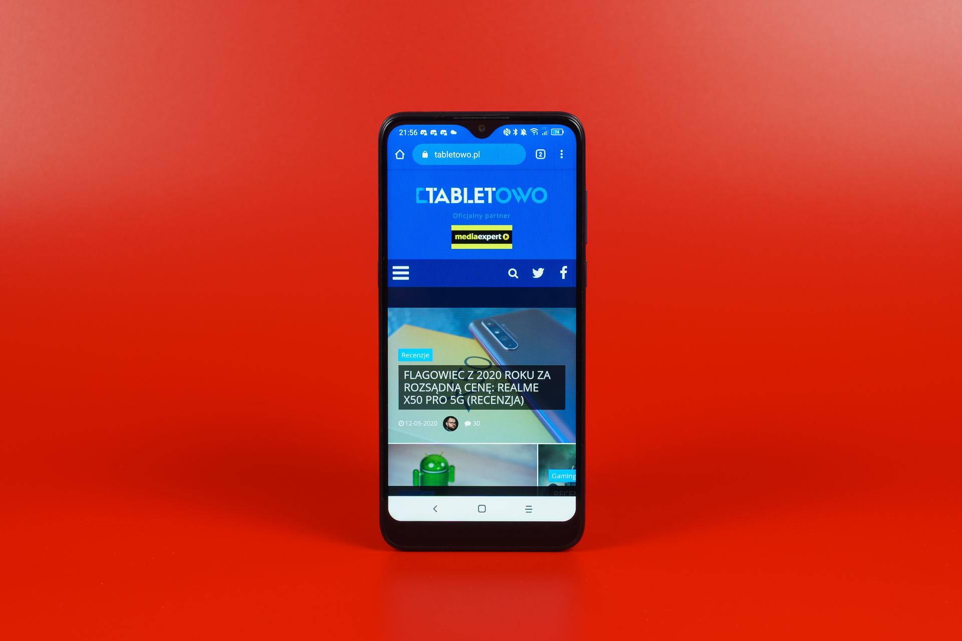 Recenzja Alcatela 1s (2020) - pełen kompromisów, ale z NFC 21