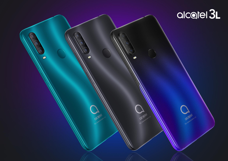 Alcatel 3L (2020) - potrójny aparat, 4000 mAh i NFC w smartfonie za 600 zł. Czego chcieć więcej?