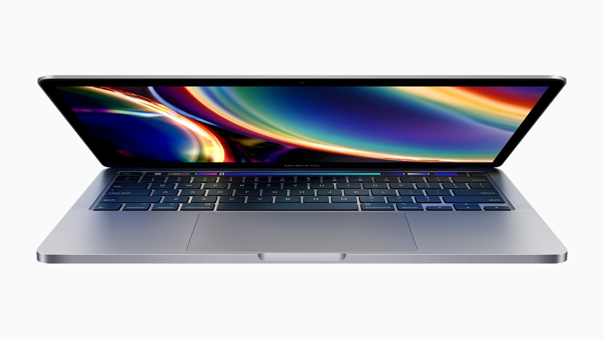 Oto nowy, 13-calowy MacBook Pro. Wśród nowości klawiatura Magic Keyboard 17