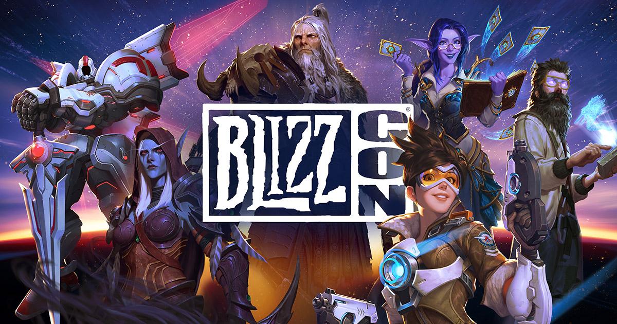 Koronawirus dalej zbiera swoje żniwa - BlizzCon 2020 oficjalnie odwołany!