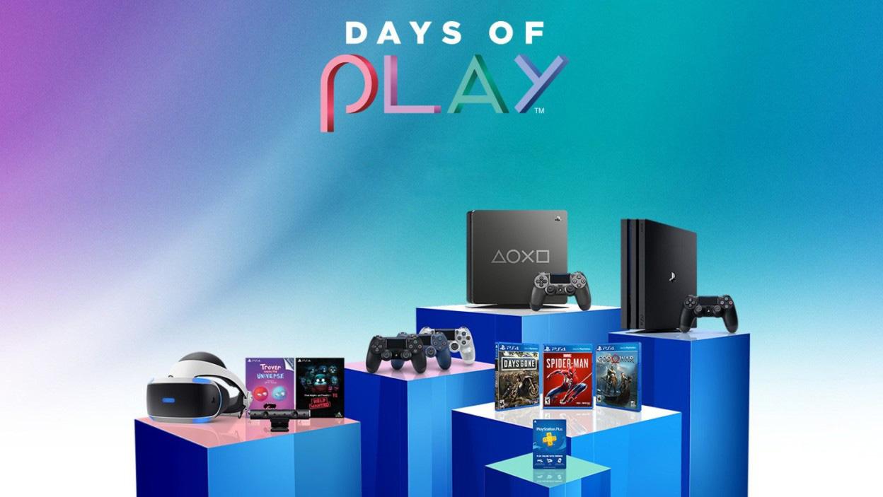 Days of Play 2020 startuje już w poniedziałek! W promocji między innymi zestawy VR, PS Plus i wiele gier 21