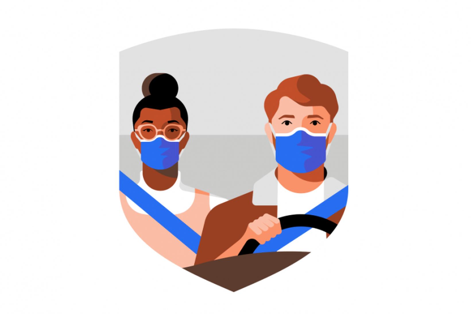 Uber w dobie pandemii. Oto nowe standardy bezpieczeństwa 24