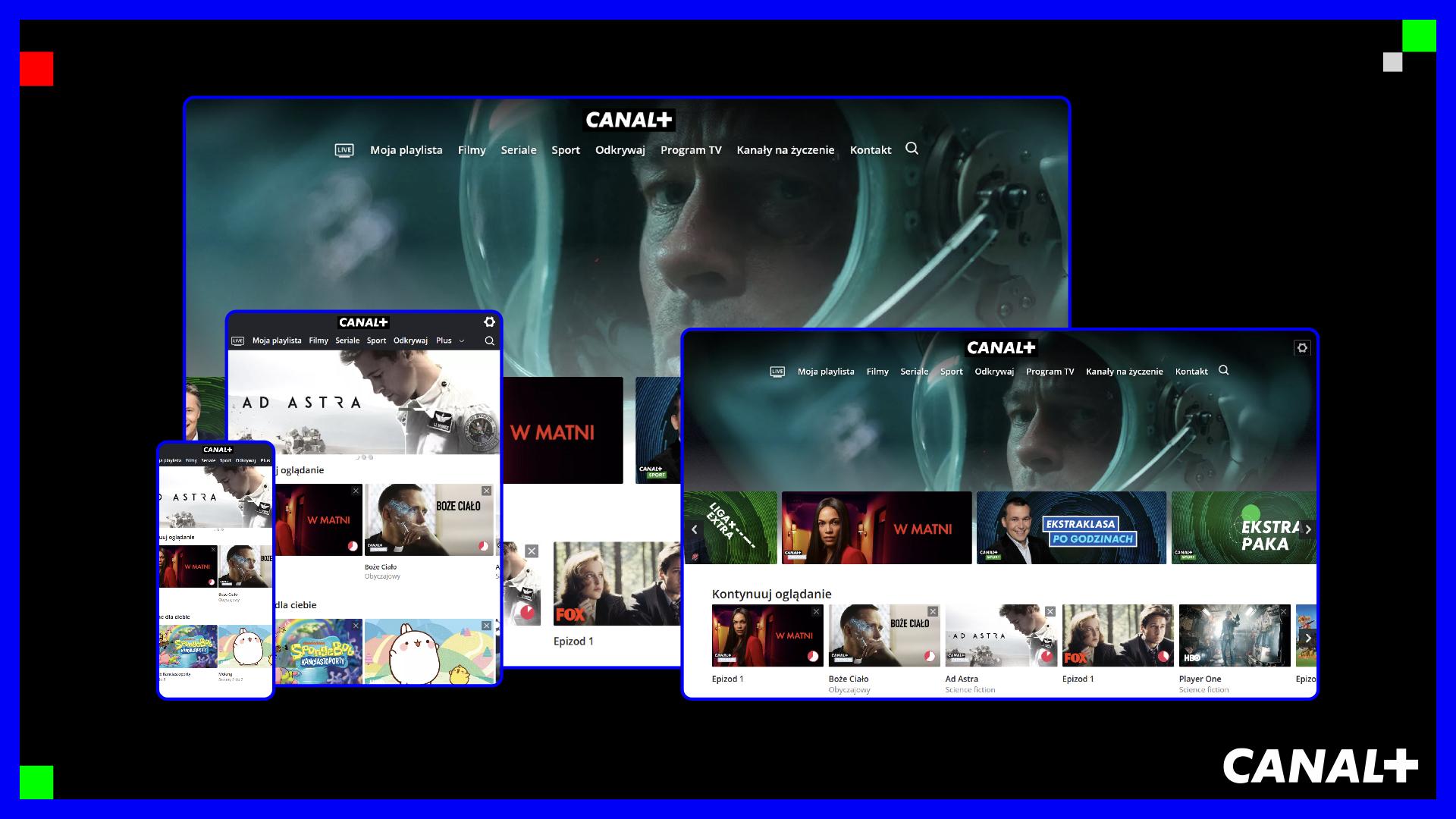 Startuje telewizja internetowa od CANAL+. Podstawa: treści najwyższej jakości 22