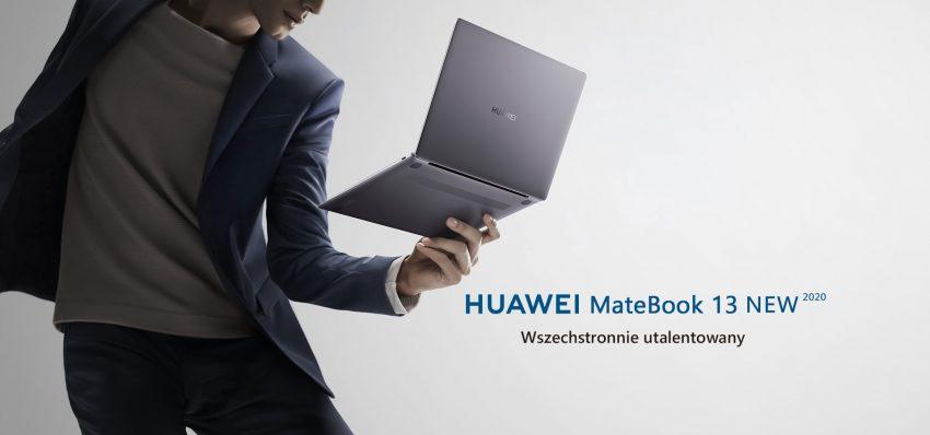 Huawei MateBook 13 2020 laptop