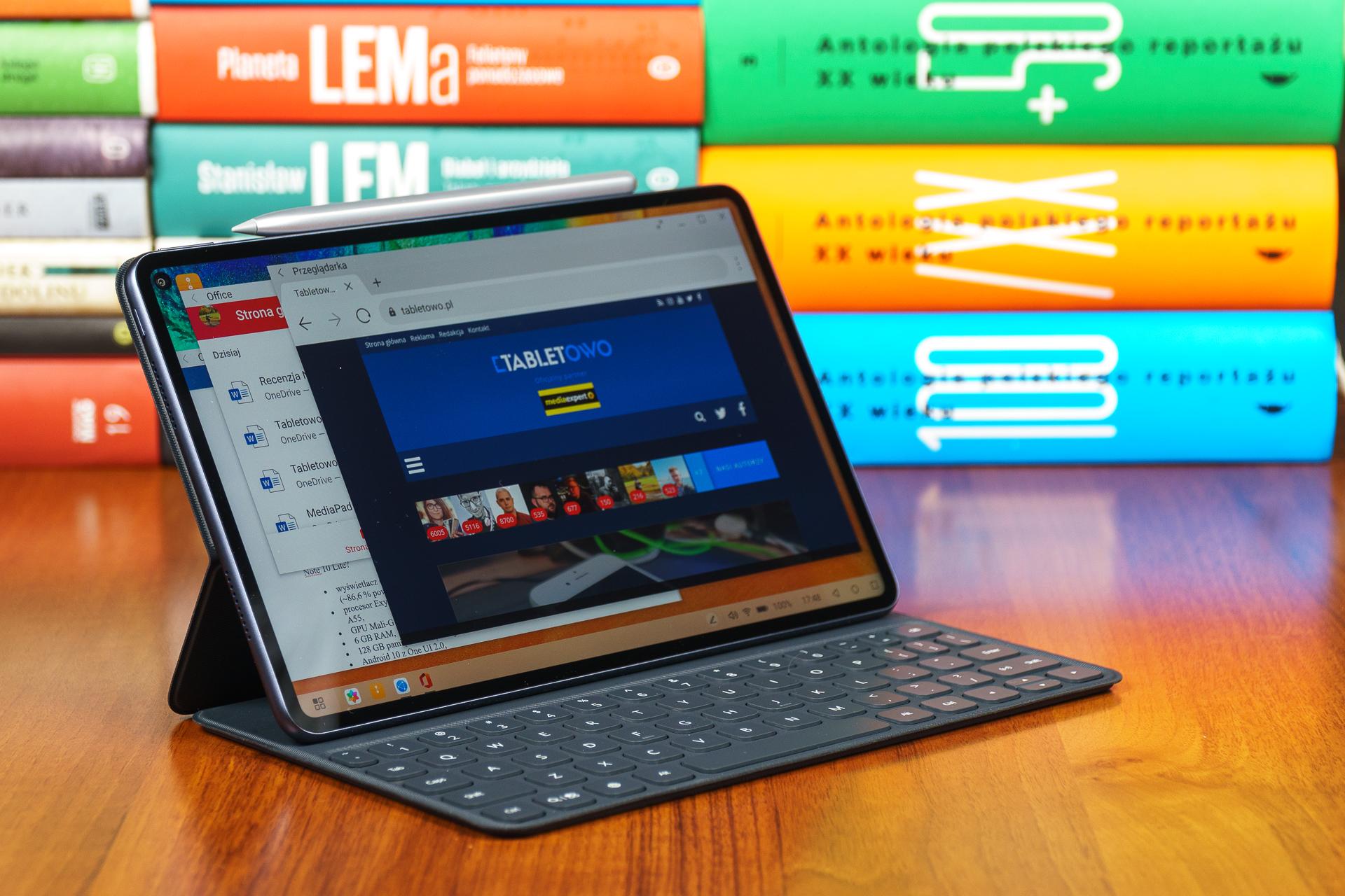 Recenzja tabletu Huawei MatePad Pro. Tak blisko, a tak daleko