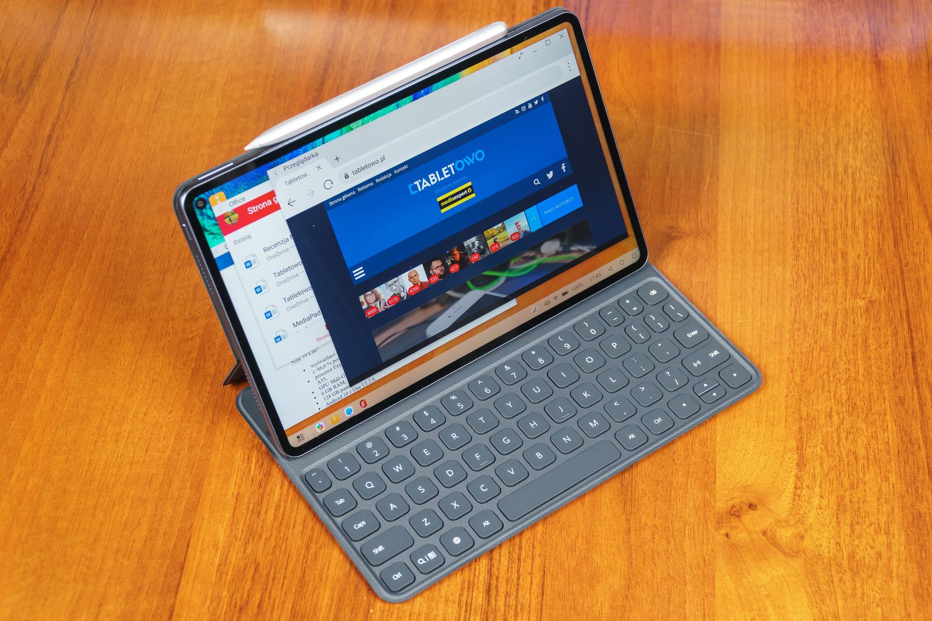 Recenzja tabletu Huawei MatePad Pro. Tak blisko, a tak daleko 26