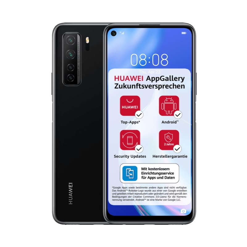 Huawei P40 Lite 5G smartphone