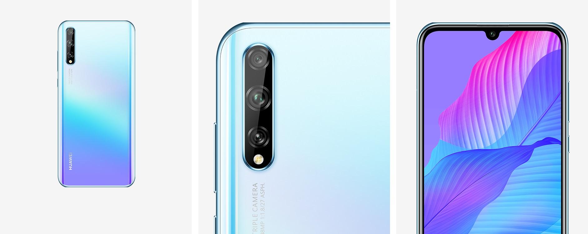 Huawei Y8p smartphone