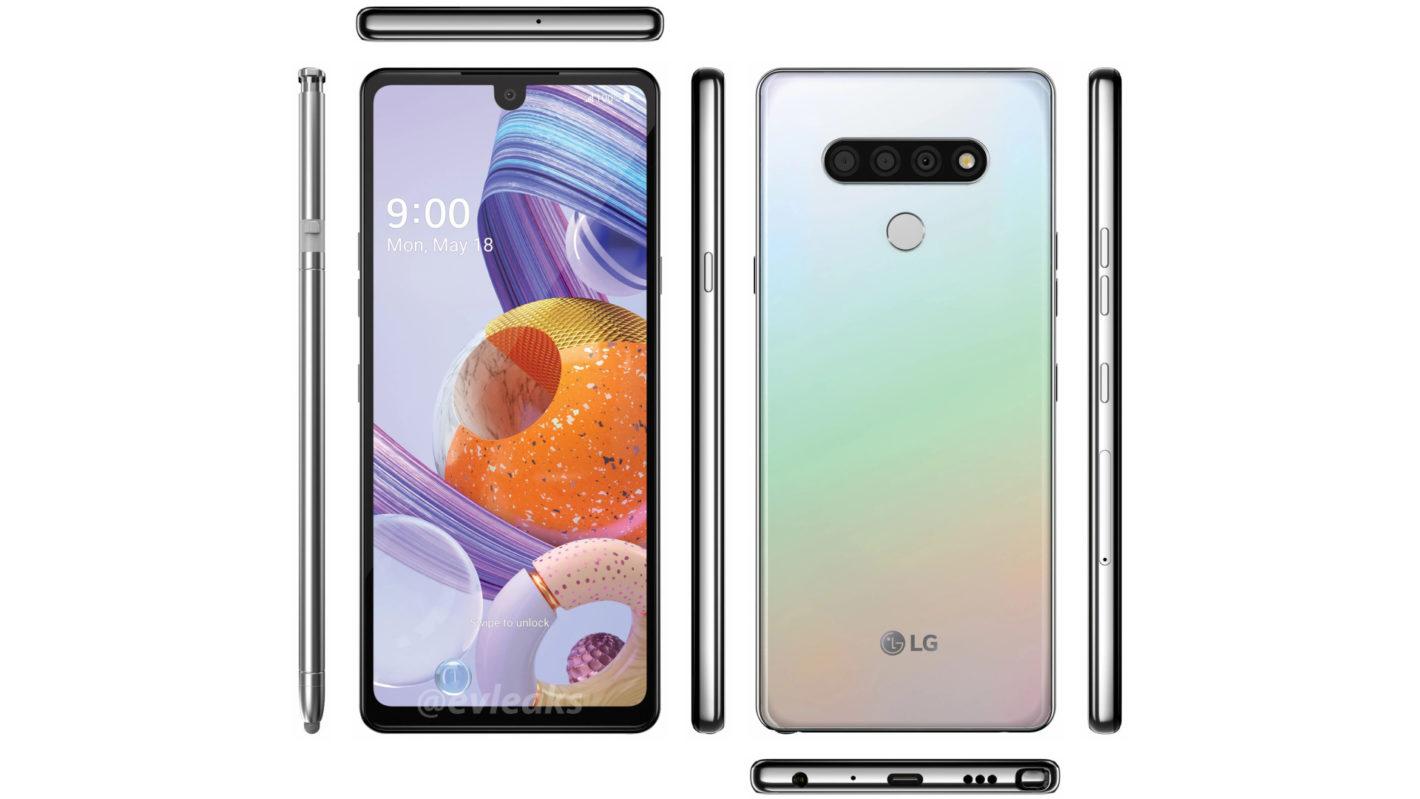 Znamy wygląd LG Stylo 6 z rysikiem. Ni to Q60, ni Galaxy Note 10 18