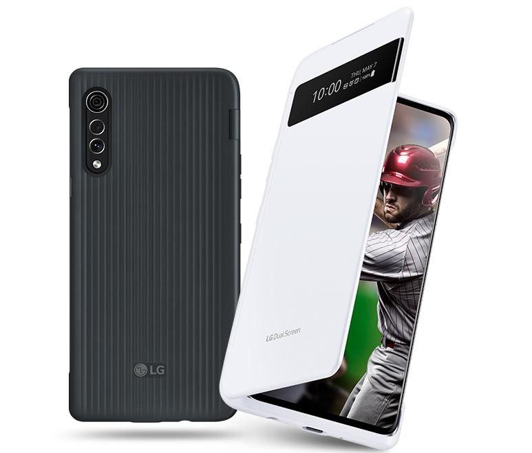 LG Velvet LG Dual Screen
