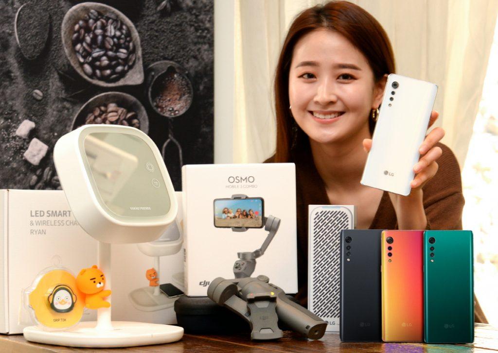 Poznaliśmy cenę LG Velvet. LG przygotowało mega ofertę na ten smartfon!