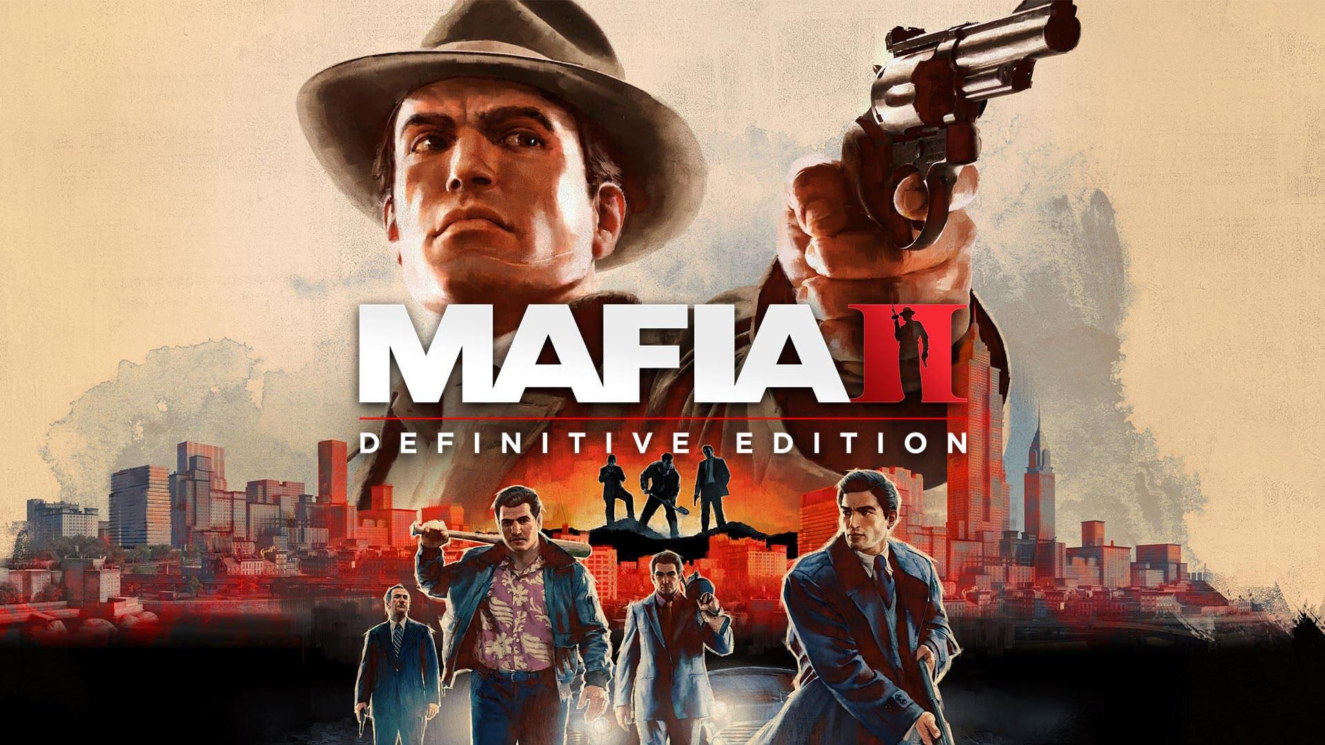 Mafia II Edycja Ostateczna Remaster PS4 Recenzja Tabletowo
