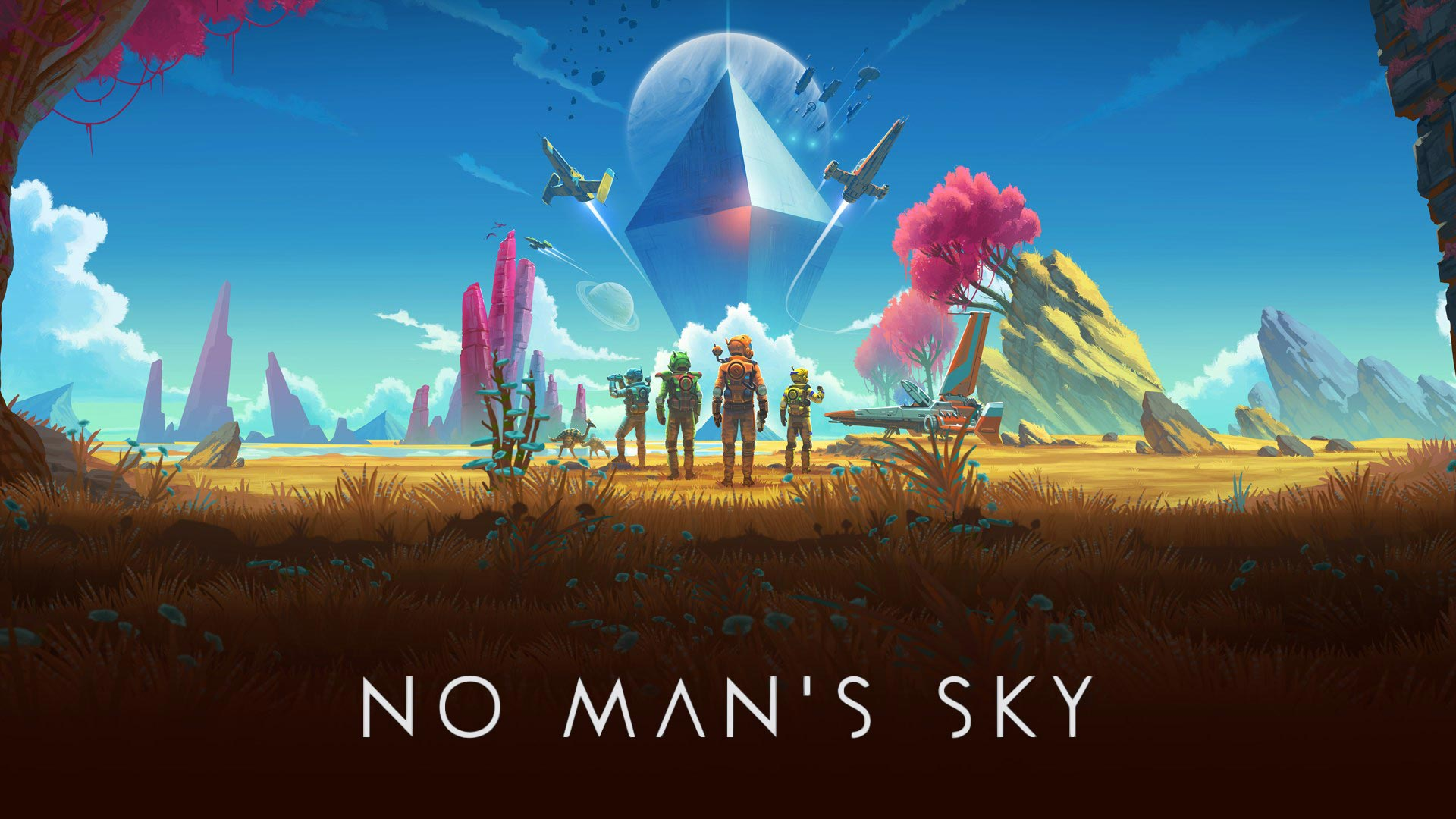 No Mans Sky Man Xbox Game Pass