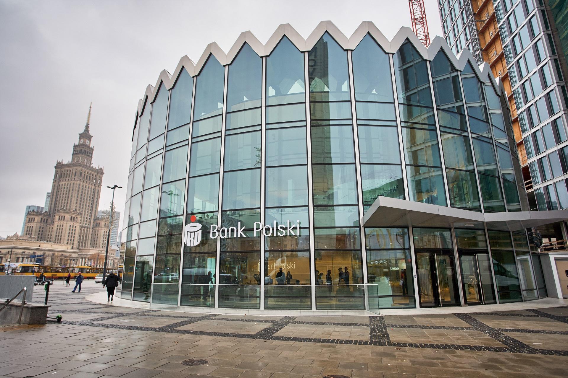 bank PKO BP Rotunda oddział