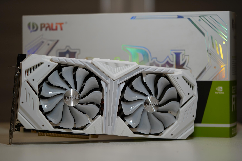 Palit GeForce RTX 2080 Super White Game Rock Premium 8GB GDDR6. Recenzja białej królowej 25