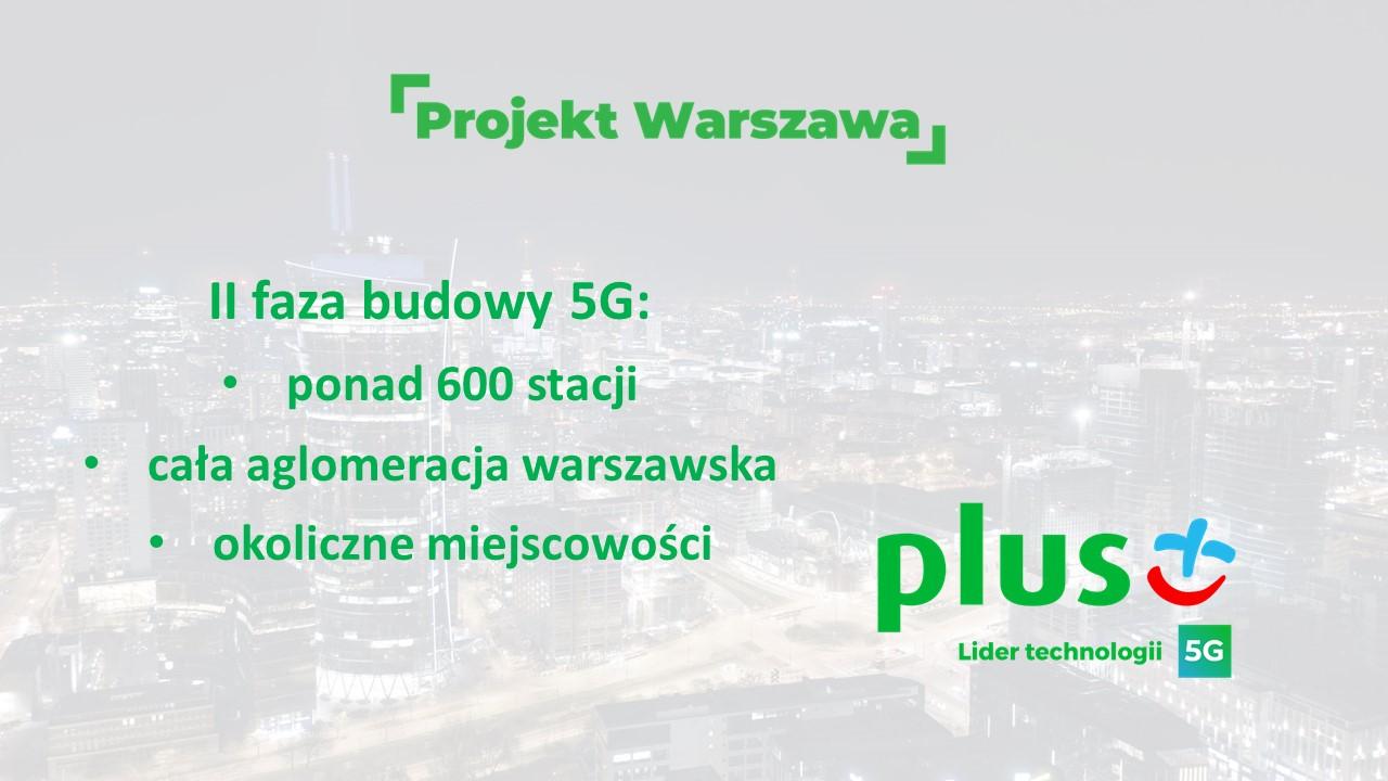 Plus uruchamia pierwszą komercyjną sieć 5G (2,6 GHz) w 7 miastach w Polsce! 18
