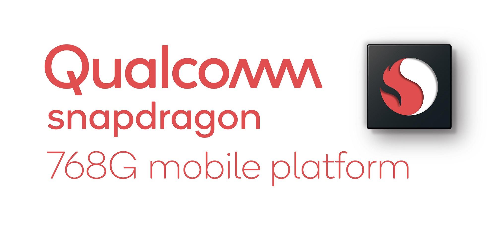 Qualcomm Snapdragon 768G processor