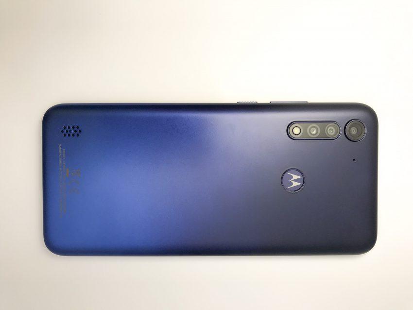 Motorola Moto G8 Power Lite recenzja