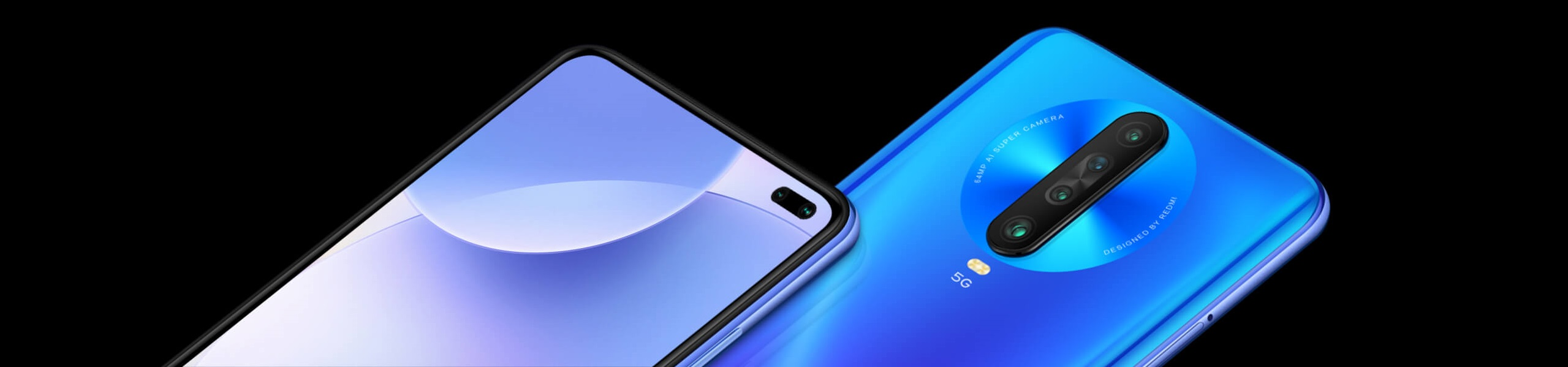 Redmi K30 5G smartphone
