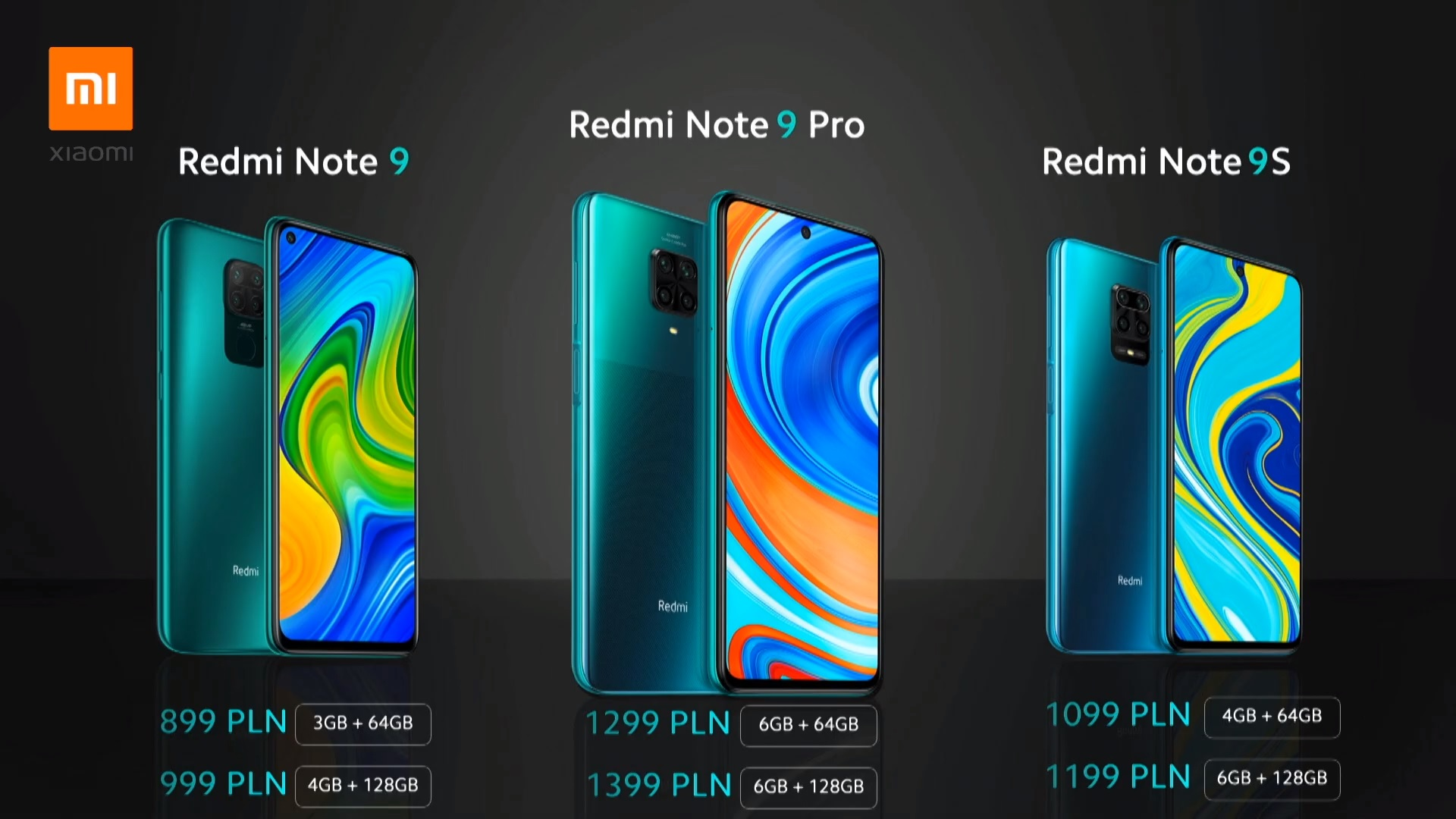 Kup Redmi Note 9 (Pro) w przedsprzedaży - możesz dostać fajny gratis