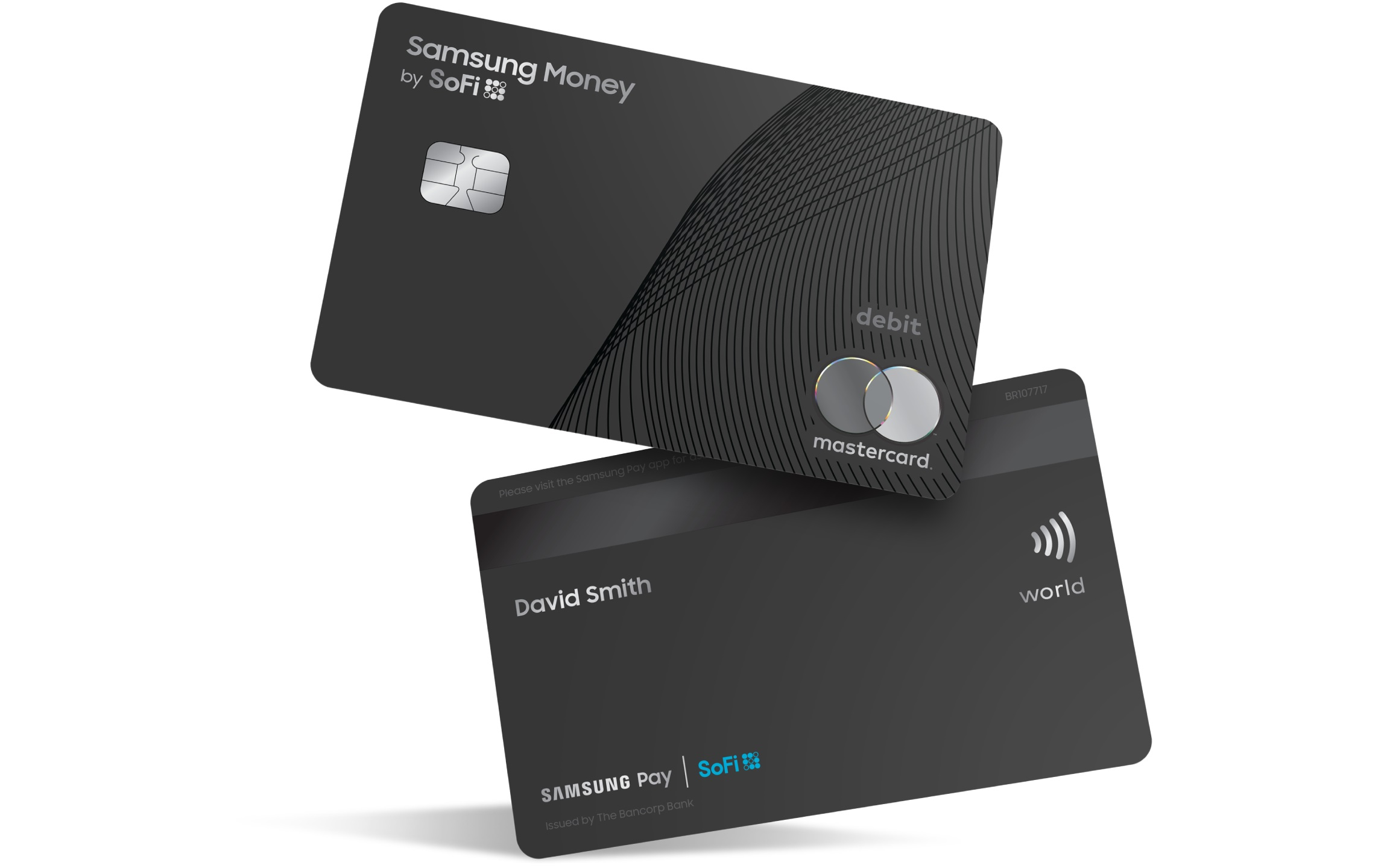Samsung Money by SoFi debit card