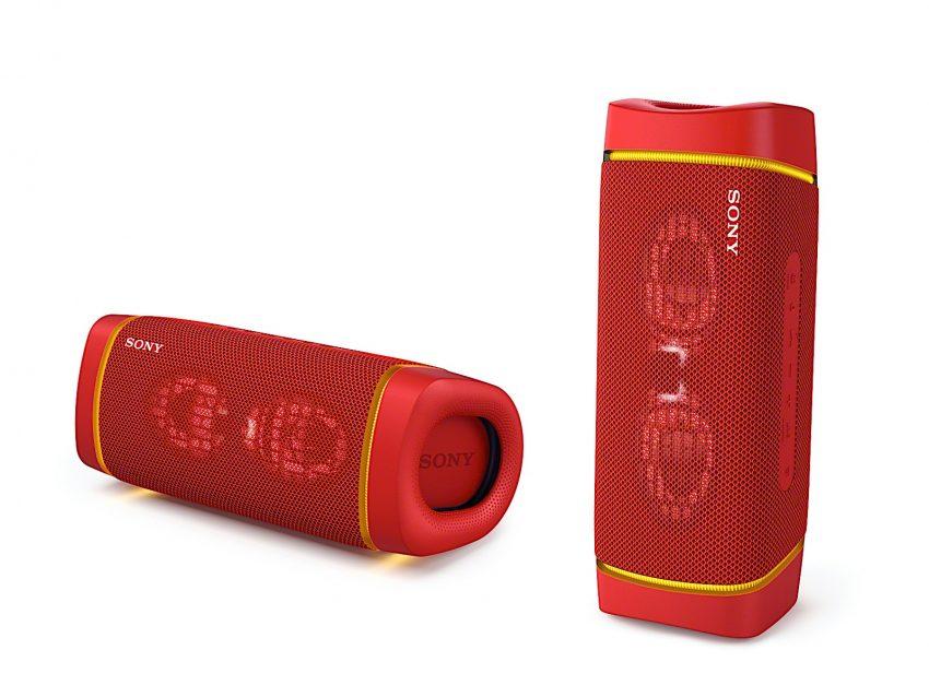 Sony ma nowe głośniki Bluetooth - większe, mniejsze, głośne i głośniejsze