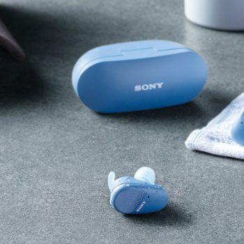 Nowe słuchawki TWS dla sportowców od Sony. To samo, świetne ANC i odporność na zachlapania 21