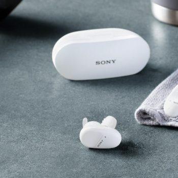 Nowe słuchawki TWS dla sportowców od Sony. To samo, świetne ANC i odporność na zachlapania 22