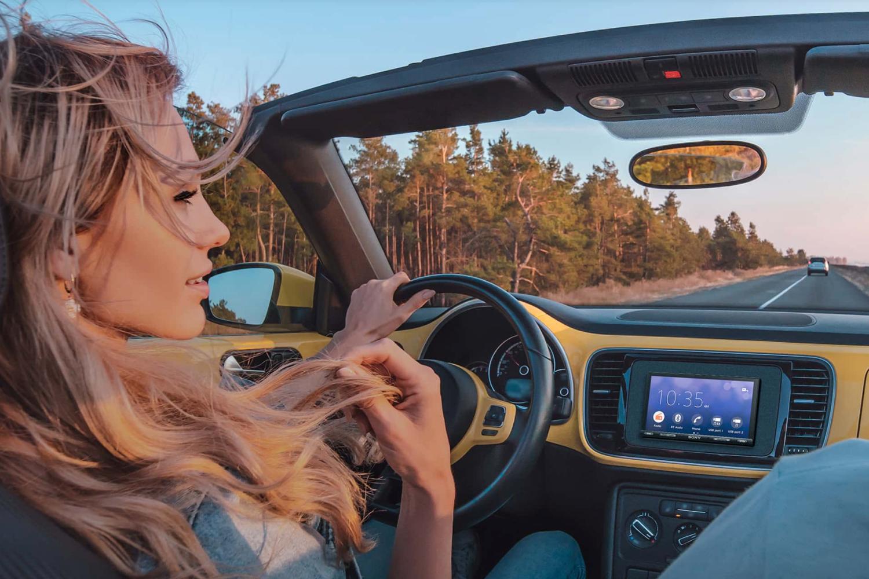 Sony XAV-AX5500 – sposób na Android Auto w starszym samochodzie 25
