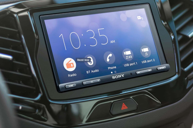Sony XAV-AX5500 – sposób na Android Auto w starszym samochodzie