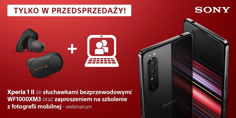 Sony Xperia 1 II - rusza przedsprzedaż w Polsce. Musicie mieć bardzo dużo pieniędzy, żeby ją kupić