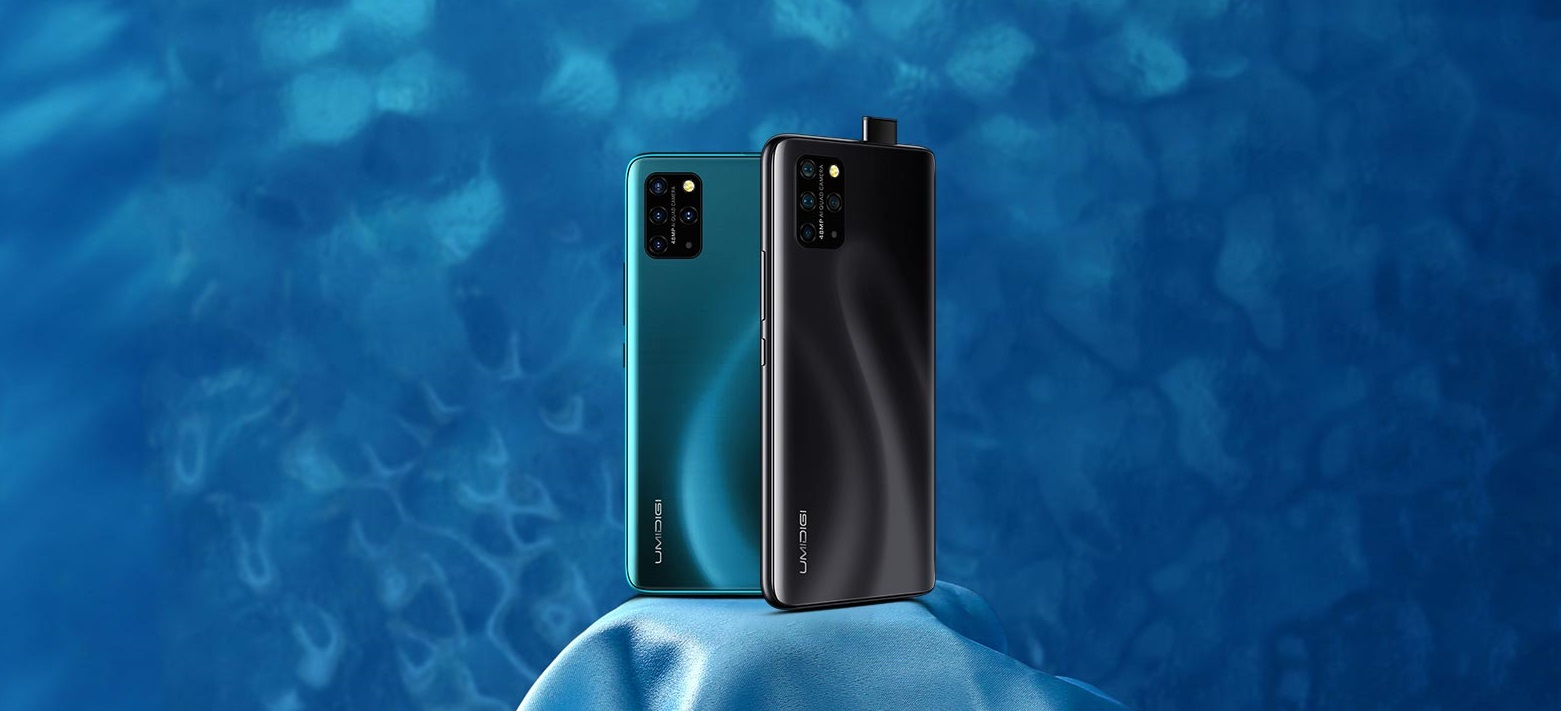 UMIDIGI S5 Pro smartphone