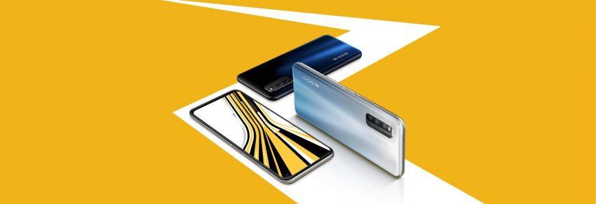 Vivo iQOO Z smartphone