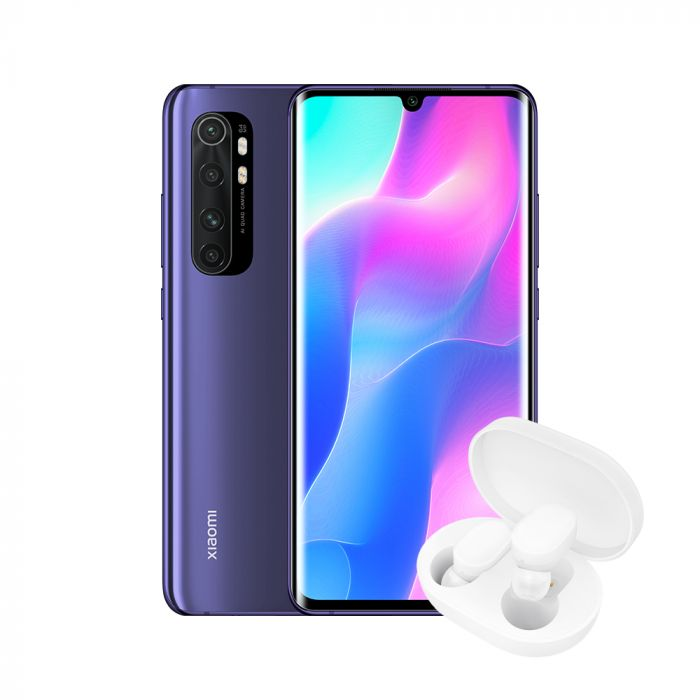 Xiaomi Mi Note 10 Lite Xiaomi Mi True Wireless Earbuds