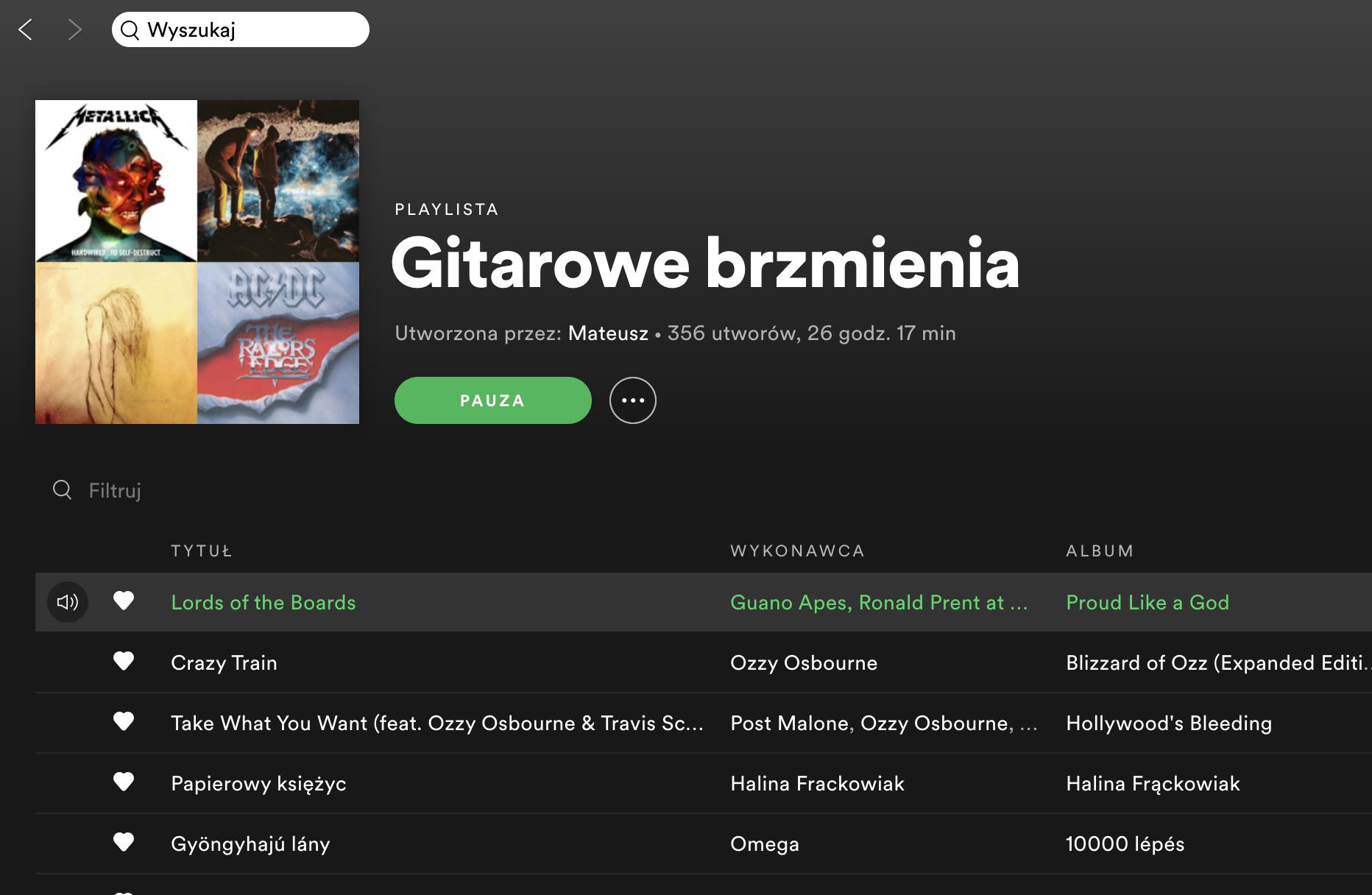 Spotify znosi limity. Od teraz Twoja biblioteka muzyki może być ogromna 19
